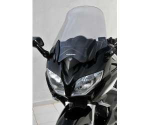 HIGH SCREEN + 5 CM (TOTAL HEIGHT 51 CM) ERMAX FOR FJR 1300 2013/2017 CLEAR
