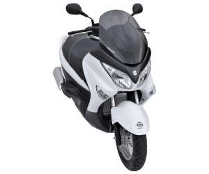 SCOOTER WINDSHIELD ERMAX SPORT 54 CM FOR UH 125 BURGMAN 2007/2017 CLEAR