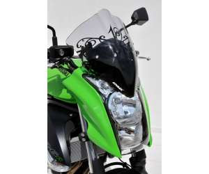 NOSE SCREEN 34 CM (+ FIT KIT S AND PATTES )ERMAX FOR ER 6 N 2009/2011 CLEAR