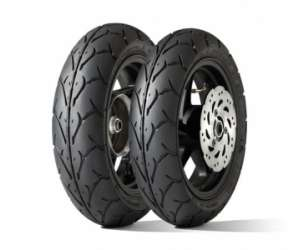 DUNLOP FRONT TYRE GT301 130/70 12