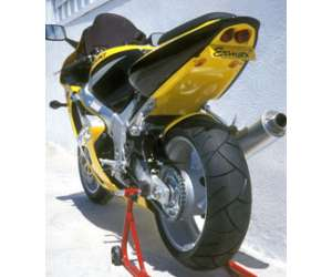 UDT ERMAX (TO MODIFY FOR EUROP. DIRECT. FOR CONFORMITE )FOR GSXR 750 00/03 AND 600 01/03 AND 1000 01/02 UNPAINTED + HOLES FOR FEUX