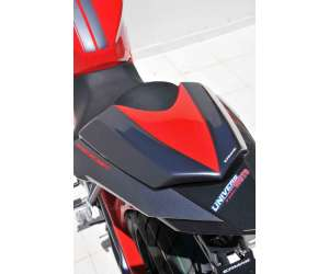 SEAT COVER ERMAX FOR CB 500 F 2016/2017 RED / WHITE (ROSS WHITE )(THREE-COLOR BIKE )