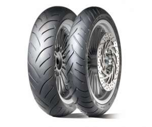 DUNLOP FRONT TYRE SCOOTSMART 100/80 16