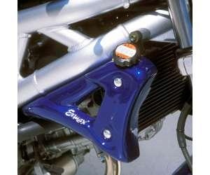COPRI RADIATORE (AL PAIO) ERMAX FOR SV 650 N EXCEPT S 99/2002 UNPAINTED