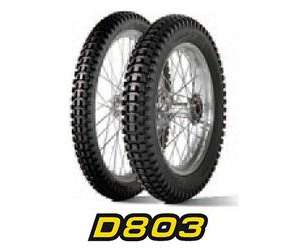 DUNLOP FRONT TYRE D803 GP 80/100 21