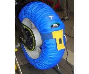 IRC tire warmers EVO model