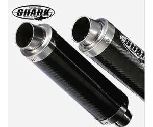 exhaust SHARK TRACK 1000 YAMAHA YZF R1 [2007-2008]