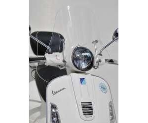 PARE BRISE ERMAX SPORTIVO 45 CM FOR VESPA (LIGHT BIG MODEL) 125 & 300 GTS 2006/2016 SMOKED