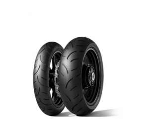 DUNLOP FRONT TYRE QUALIFIER 120/70 17