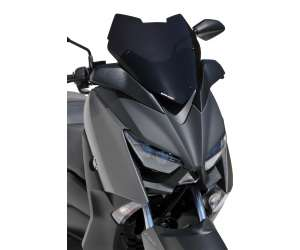 windshield sport (41 cm ) ermax for x max 300 2017-2018 satin grey