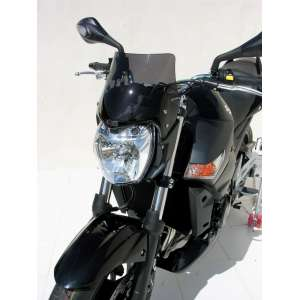 HIGH SCREEN (TOTAL HEIGHT 25 CM) ERMAX FOR GSR 600 2008/2011 CLEAR