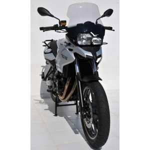 HIGH SCREEN (TOTAL HEIGHT 35 CM) ERMAX FOR F 700 GS (+ FIT KIT )2013/2016 CLEAR