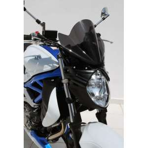NOSE SCREEN SPORT ERMAX FOR 22CM SVF 650 GLADIUS 2009/2015 (+ SUPPORT) BLUE
