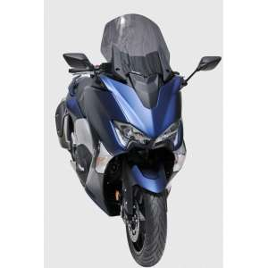 Windshield original size ermax for T MAX 530 2017-2017  color clair
