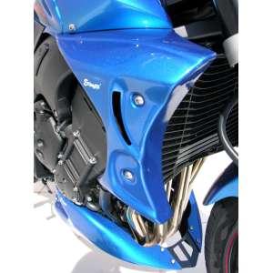 COPRI RADIATORE (AL PAIO) ERMAX FOR FZ1 2010 METALLIC BLUE (VIPER BLUE )