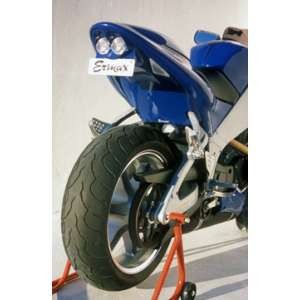 UDT ERMAX (TO MODIFY FOR EUROP. DIRECT. FOR CONFORMITE )FOR BUELL XB9R 02/04 CLEAR METAL GREY WITH HOLES FOR TAILLIGHT