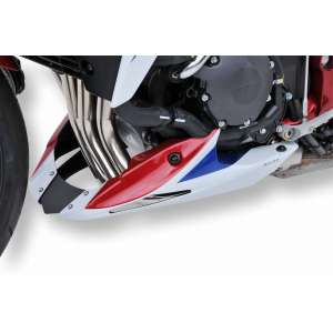 BELLY PAN ERMAX FOR CB 1000 R 2015/2016 ROUGE(HYPER RED  348 B )AND NOIR(NH1 )