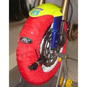 Standard IRC tire warmers