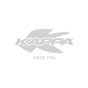 Cupolino parabrezza  per APRILIA ETV 1000 Caponord  01-2010 Fabbricato da Kappa colore trasparente codice prodotto KD239ST