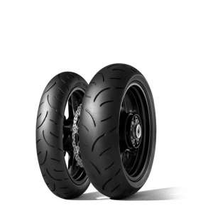 DUNLOP FRONT TYRE QUALIFIER 120/60 17