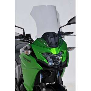 high protection screen (45 cm ) ermax for VERSYS X 300 2017-2018 grey