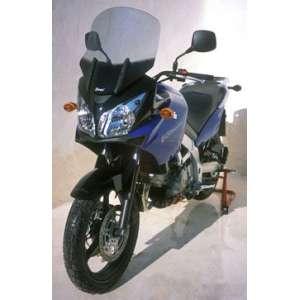 high protection screen (10cm + soit 49cm ) ermax for DL 1000   v   STROM 2004-2013 satin blue