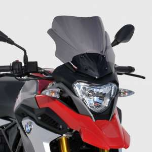 high protection screen ermax for G 310 GS 2018 satin grey