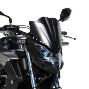 Mascherina anteriore (28cm+ fitting kit ) Ermax per CB500 F 2019  2020 grezzo non verniciato  unpainted  2019/2020