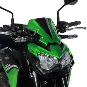 Mascherina anteriore Ermax per z900 2020  grezzo non verniciato  unpainted  2020
