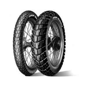 DUNLOP REAR TYRE TRAILMAX 120/90 18