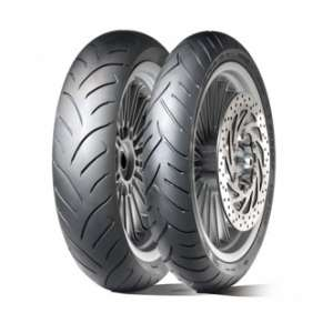 DUNLOP FRONT TYRE SCOOTSMART 100/80 10
