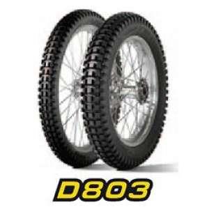 DUNLOP REAR TYRE D803 GP 120/10 18